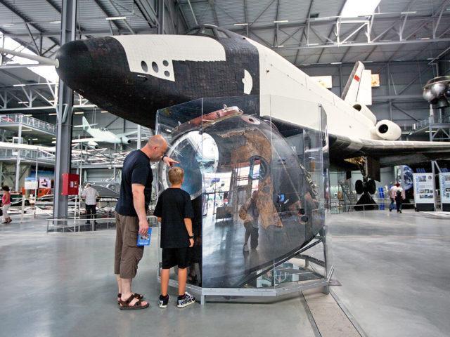 Raumfahrtausstellung